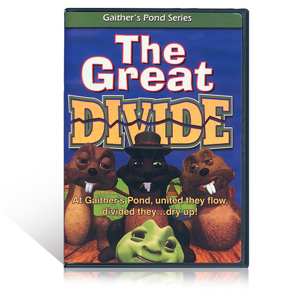 The Great Divide DVD