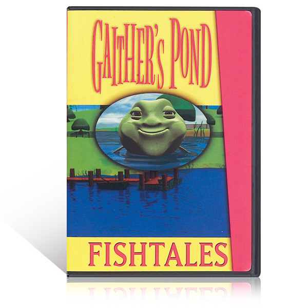 Gaithers Pond: Fishtales DVD