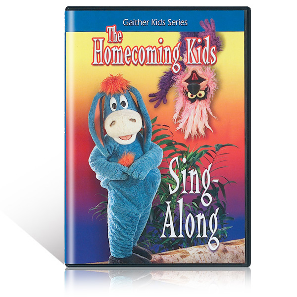 Homecoming Kids Sing-Along DVD