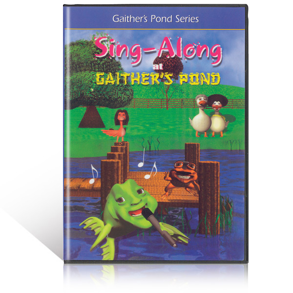 Sing-Along At Gaithers Pond DVD