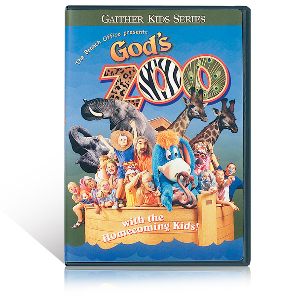 Gods Zoo DVD