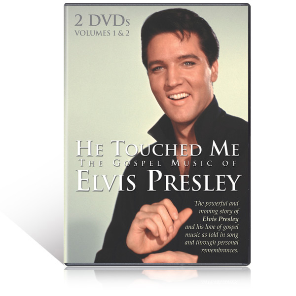 He Touched Me: The Gospel Music Elvis Presley DVD