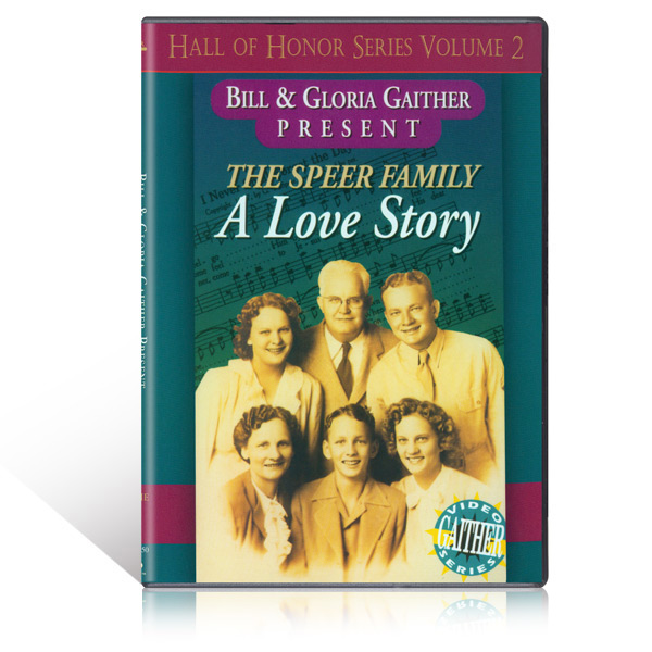 The Speer Family: A Love Story DVD