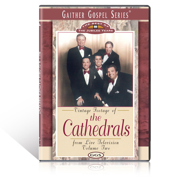 The Cathedrals: Jubilee Years Vol. 2 DVD