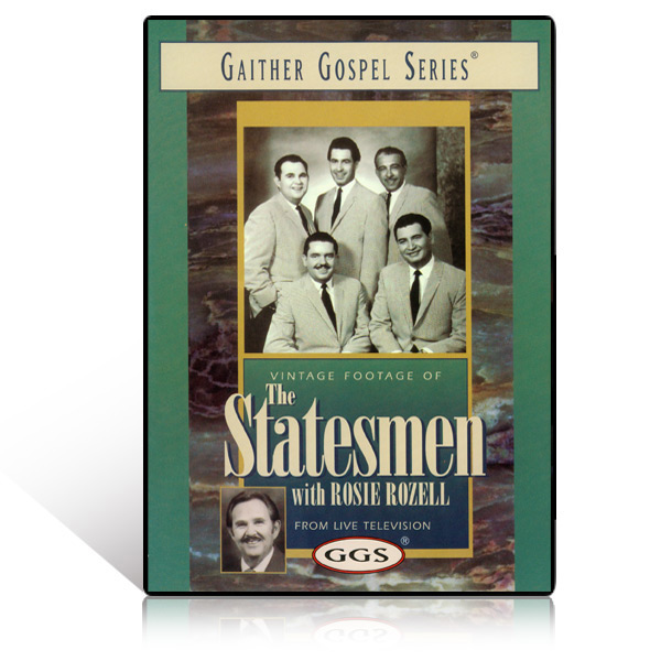 The Statesmen With Rosie Rozell DVD