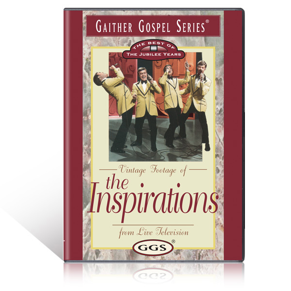 The Inspirations: The Best of the Jubilee Years DVD
