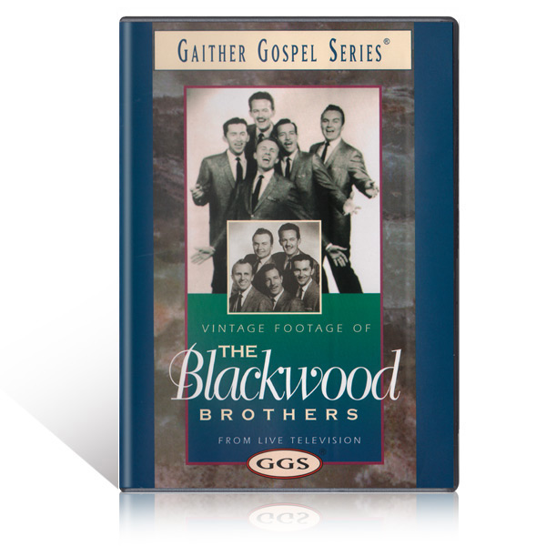 The Blackwood Brothers:  The Best Of Glory Road Television DVD