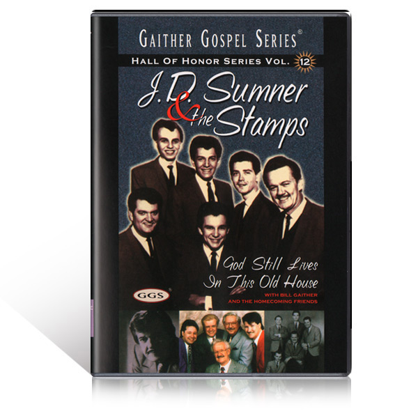 J.D. Sumner & The Stamps:  God Still Lives In This Old House DVD