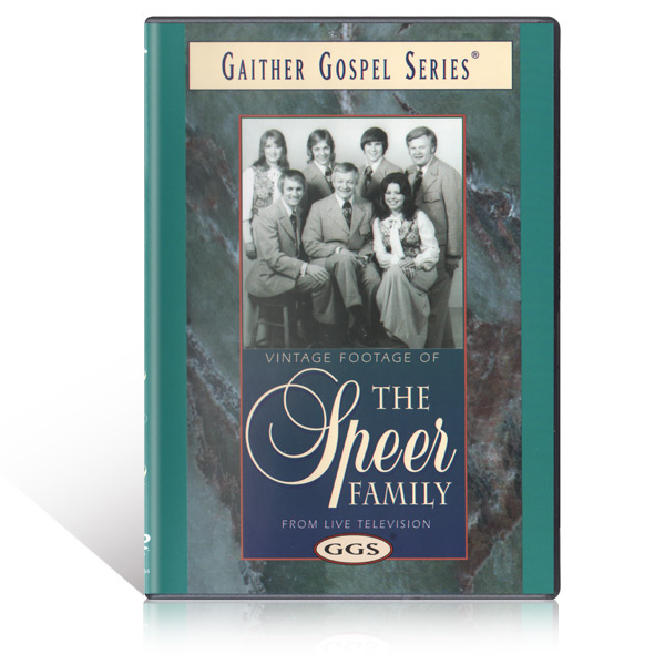 The Speer Family:  The Best Of The Jubilee Years DVD
