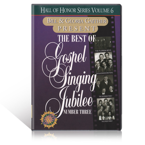 The Best of the Gospel Singing Jubilee Vol 3 DVD