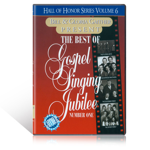 The Best of the Gospel Singing Jubilee Vol 1 DVD