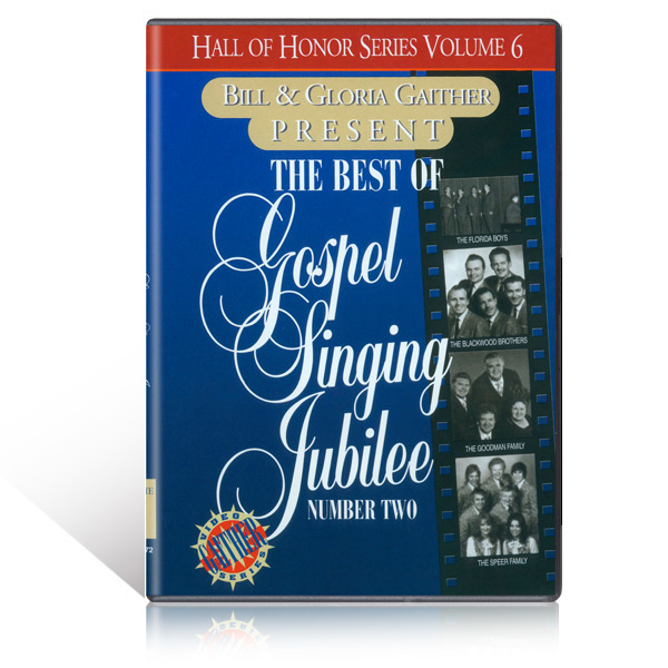 The Best of the Gospel Singing Jubilee Vol 2 DVD