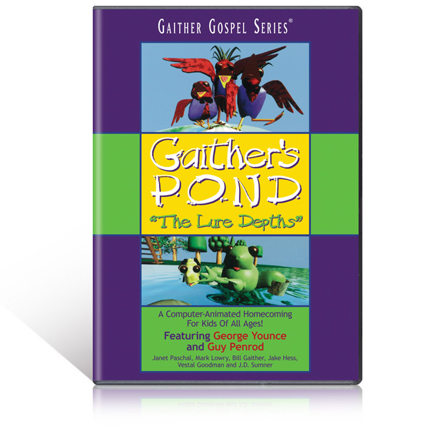 "Gaithers Pond ""The Lure Depths"" DVD"