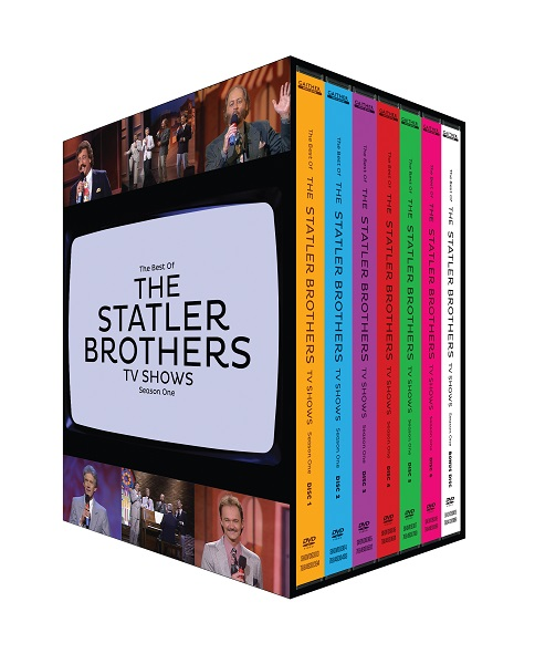 The Best Of The Statler Brothers TV Show Season One