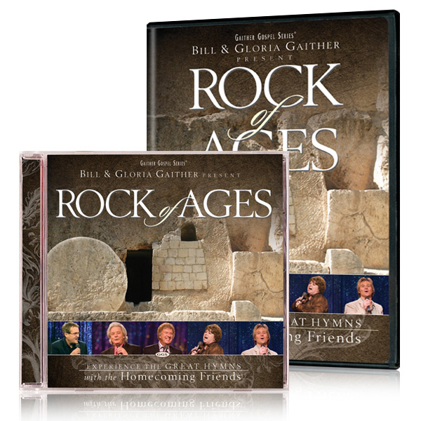 Rock Of Ages DVD & CD