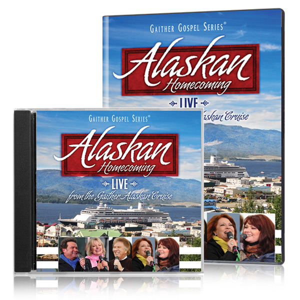Alaskan Homecoming DVD & CD