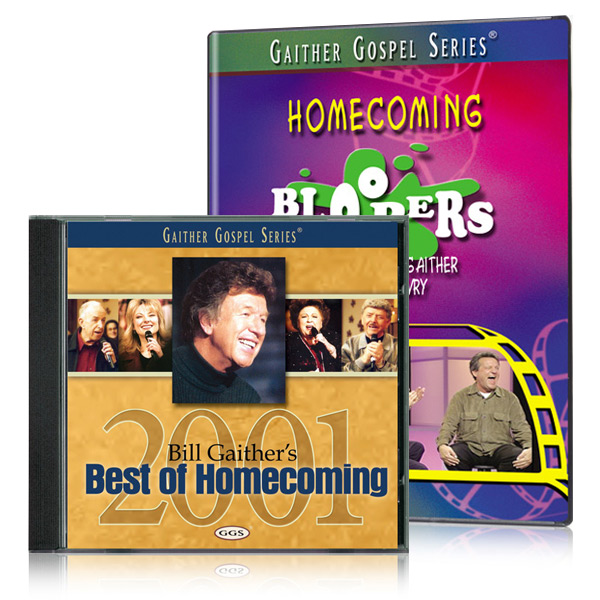 Homecoming Bloopers & Best Of Homecoming 2001 DVD & CD