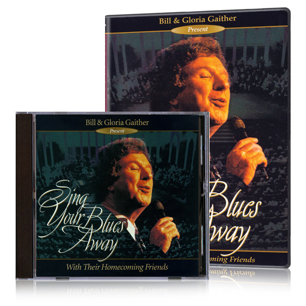Sing Your Blues Away DVD & CD