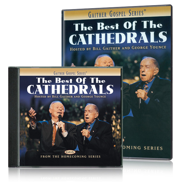 The Best of The Cathedrals DVD & CD