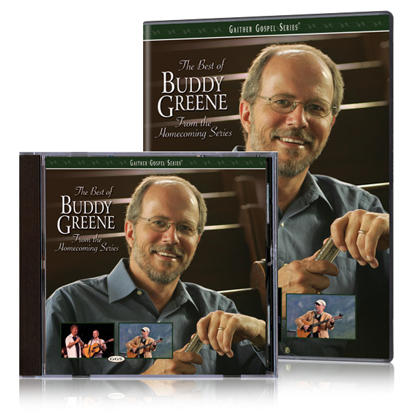 The Best of Buddy Greene DVD & CD