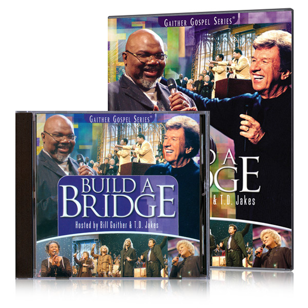 Build A Bridge DVD & CD