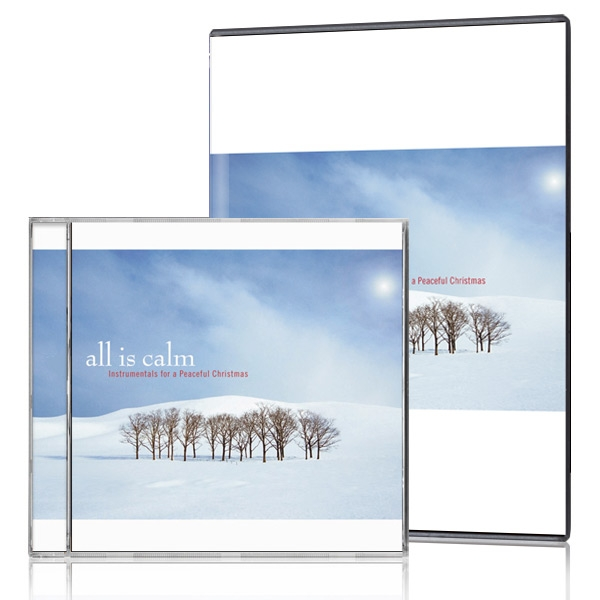 All Is Calm DVD/CD