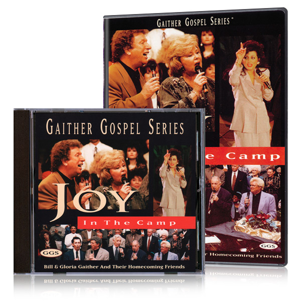 Joy In The Camp DVD & CD