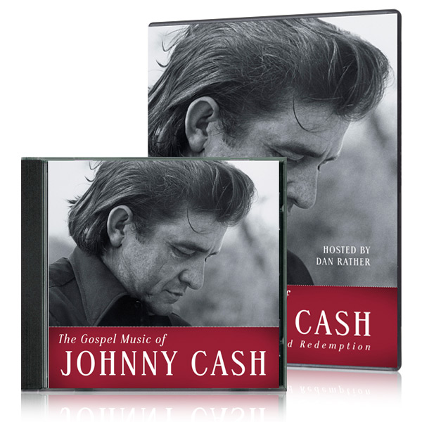 The Gospel Music Of Johnny Cash DVD & 2 CDs