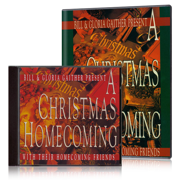 Christmas Homecoming DVD & CD