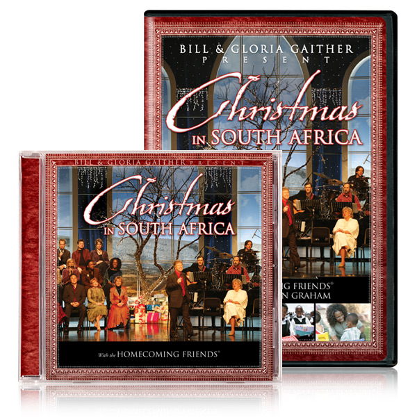 Christmas In South Africa DVD & CD