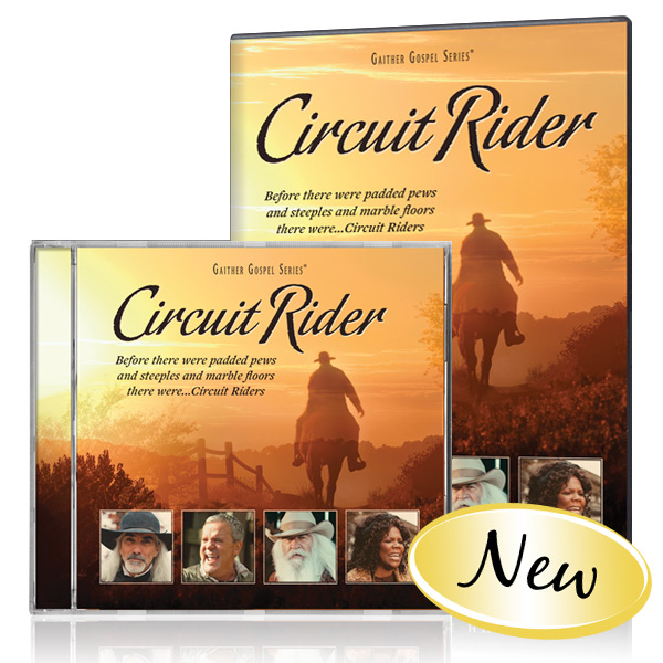 Circuit Rider DVD/CD
