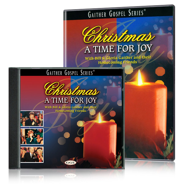 Christmas...A Time For Joy DVD & CD