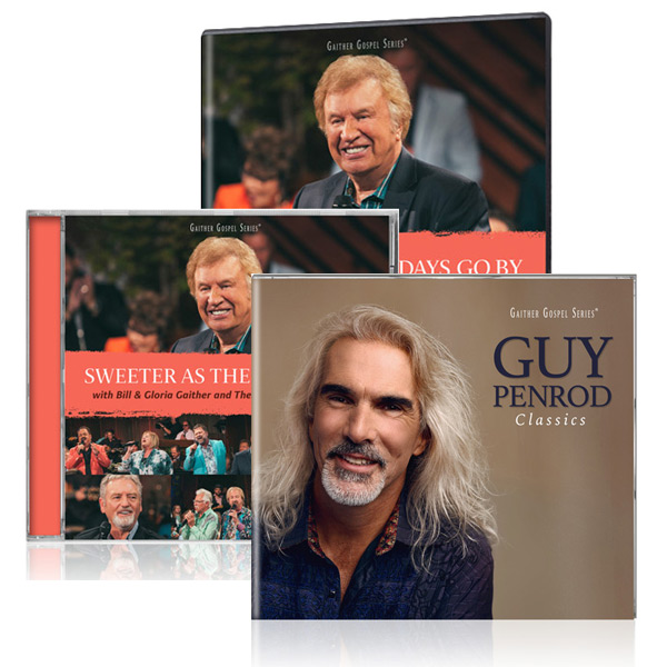 Sweeter As The Day DVD/CD w/bonus Guy Penrod Classics CD
