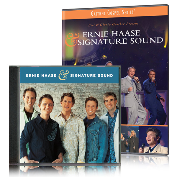 EHSS: Ernie Haase & Signature Sound DVD & CD