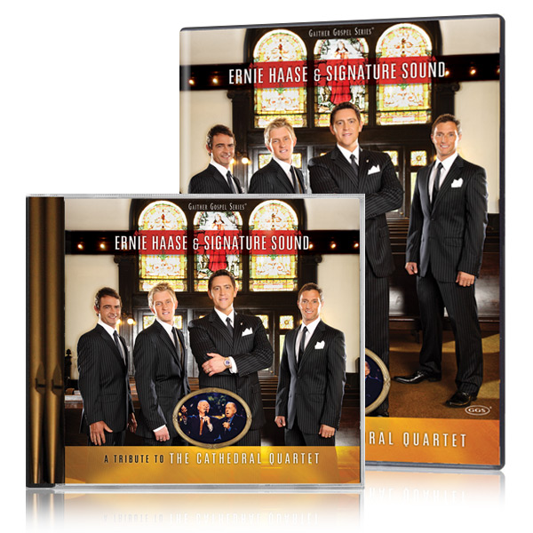 EHSS:  A Tribute To The Cathedrals Quartet DVD & CD