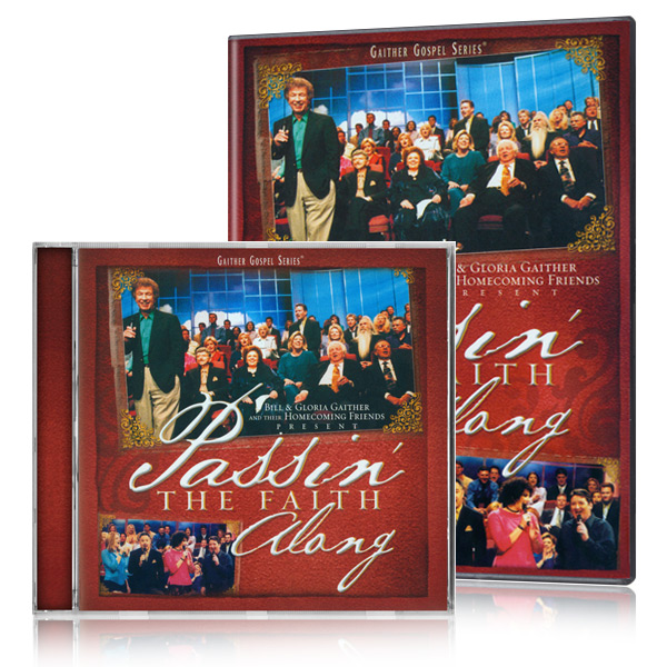 Passin The Faith Along DVD & CD
