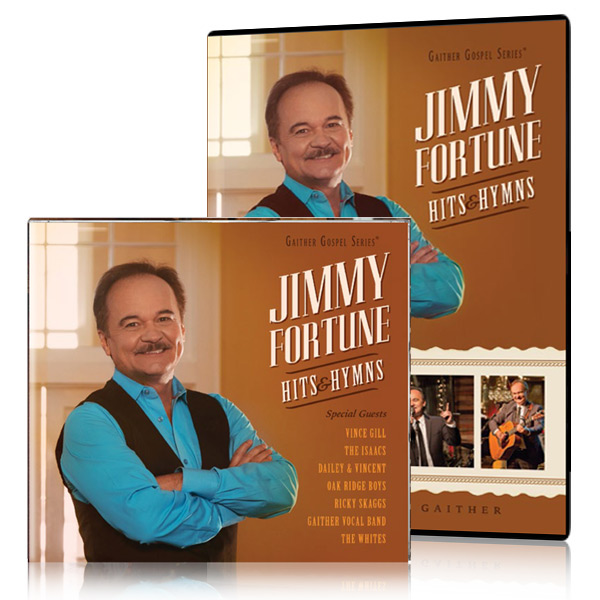 Jimmy Fortune: Hits & Hymns DVD/CD