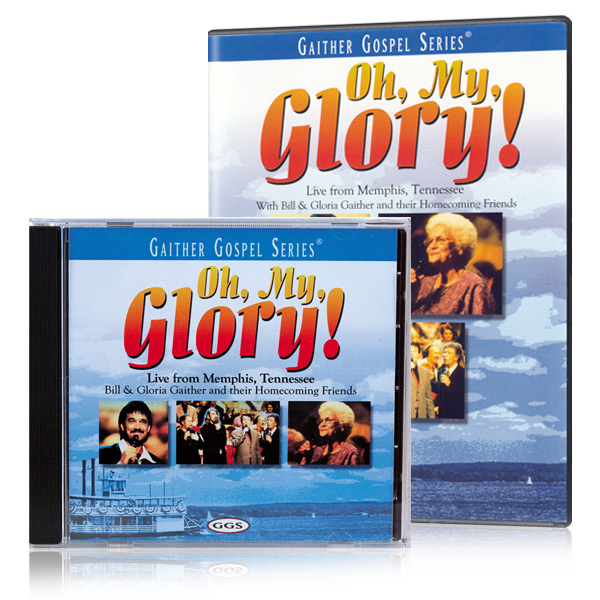 Oh, My Glory! DVD & CD
