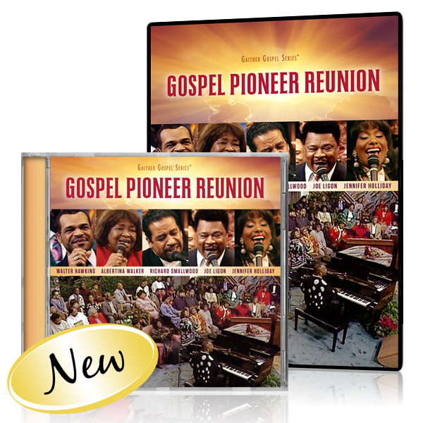 Gospel Pioneer Reunion DVD and CD