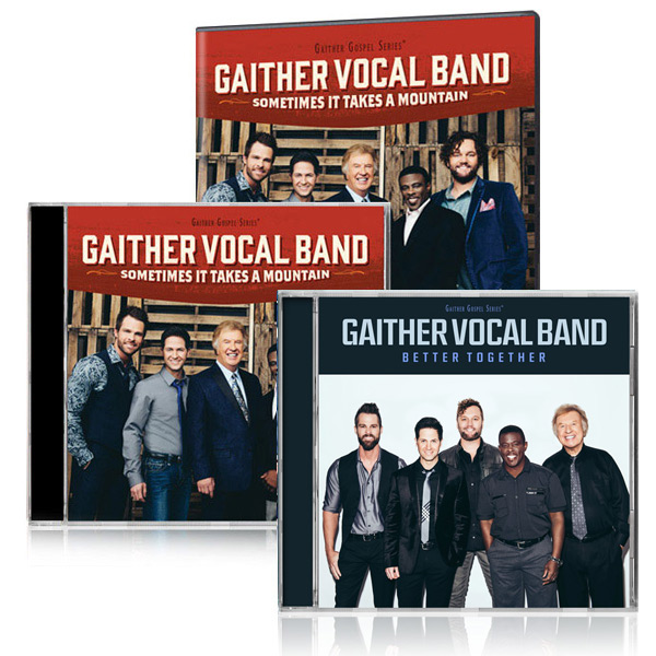 GVB: Sometimes It Takes A Mountain DVD/CD w/bonus GVB Better Together