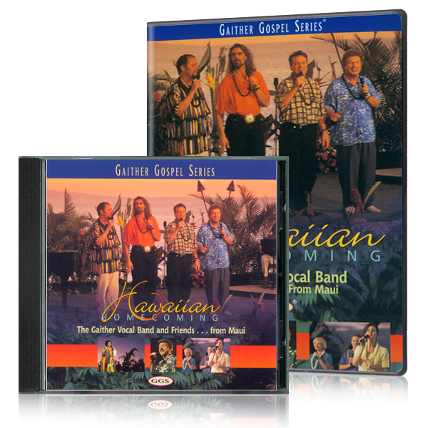 Hawaiian Homecoming DVD & CD