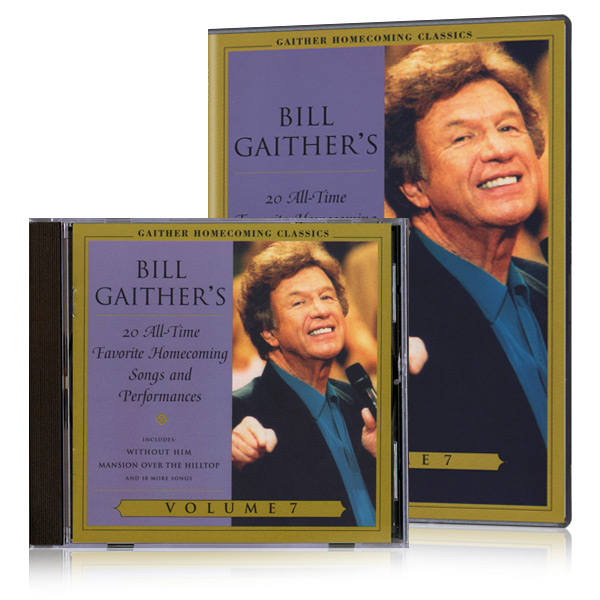 Gaither Homecoming Classics Vol 7 DVD & CD