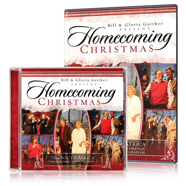 Homecoming Christmas From South Africa DVD & CD