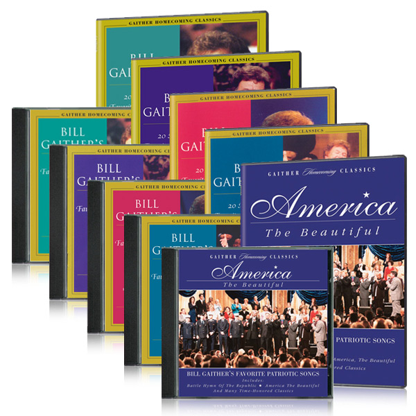 Homecoming Classics 4 pack w/ America The Beautiful