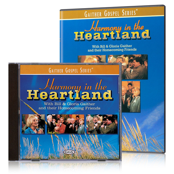 Harmony In The Heartland DVD & CD