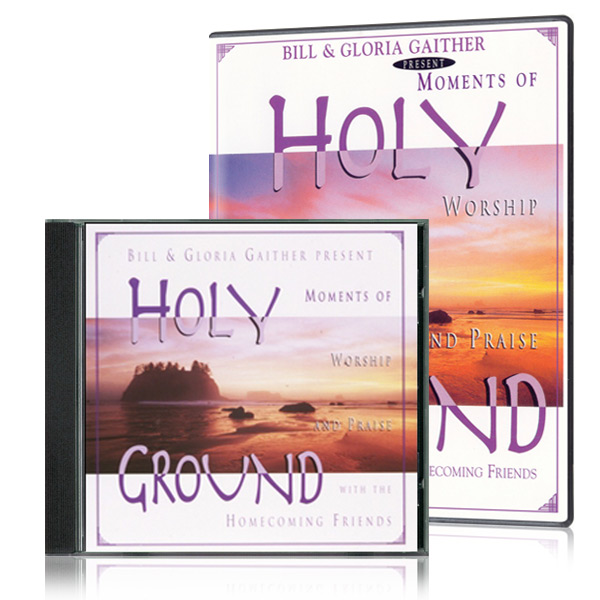 Holy Ground DVD & CD