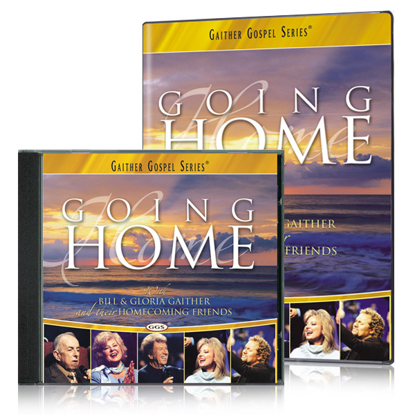Going Home DVD & CD