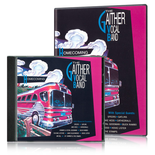 Homecoming DVD & CD