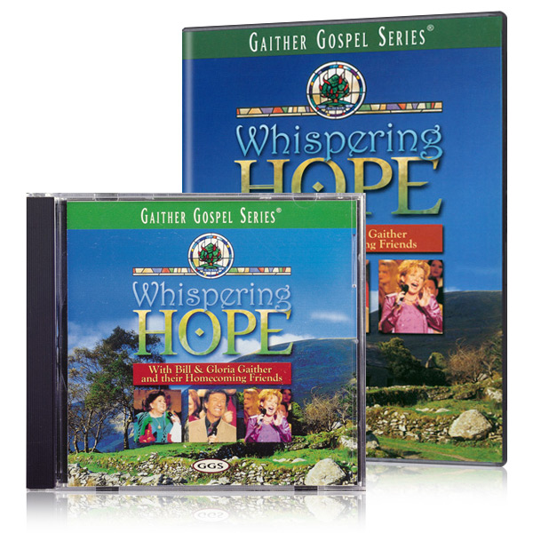 Whispering Hope DVD & CD