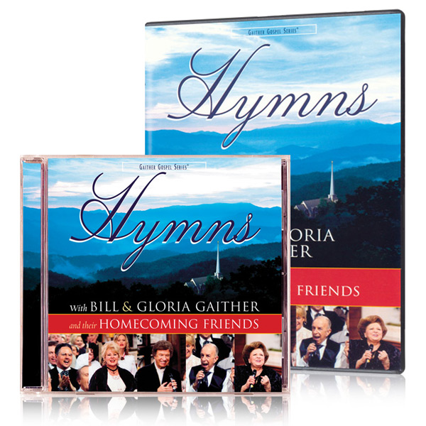 Hymns DVD & CD
